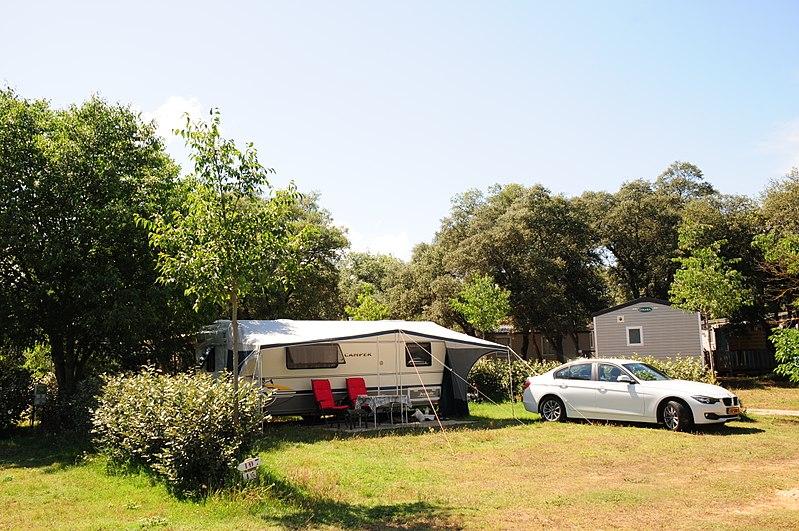 Combien coûte un emplacement de mobile-home dans un camping ?