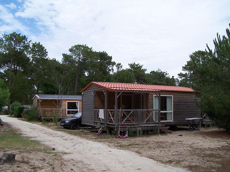 Combien coûte un mobile home dans un camping à l'année ?