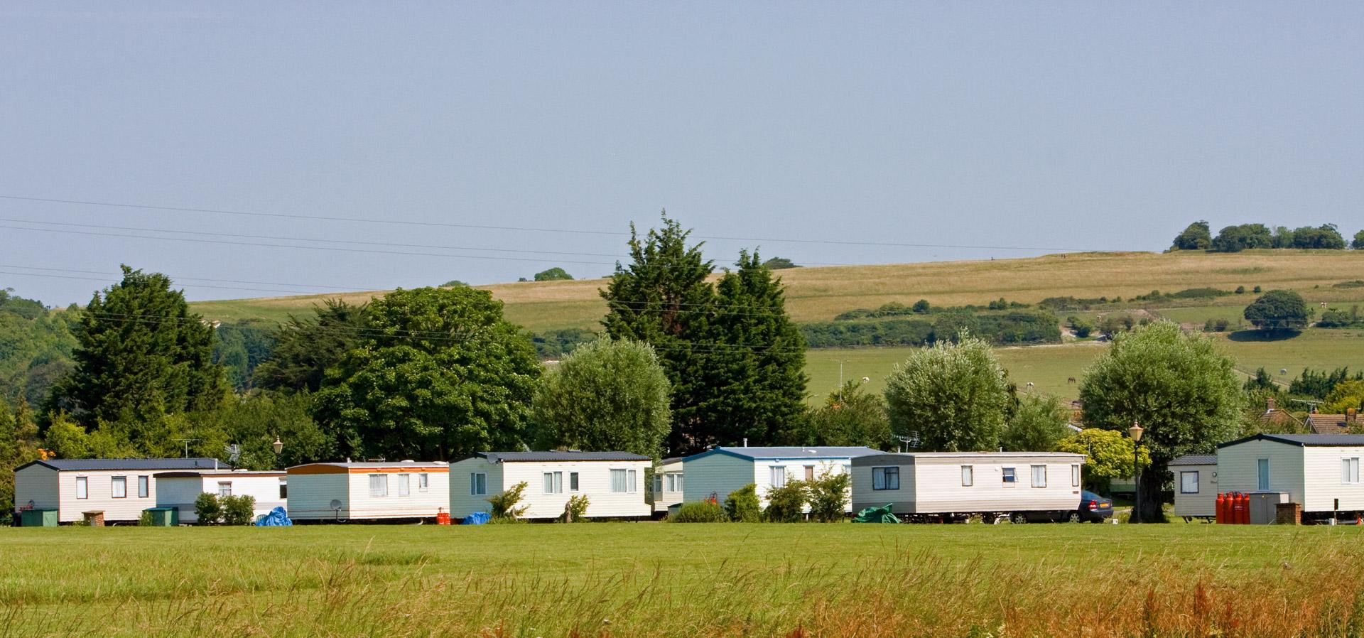 Combien coûte un mobile-home dans un camping à l'année ?