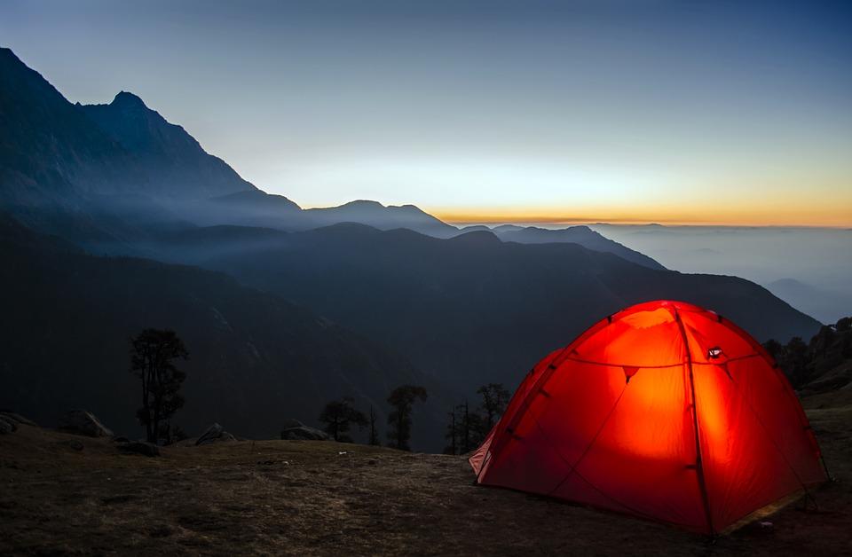 Combien y a-t-il de camping dans les Alpes de Haute Provence ?
