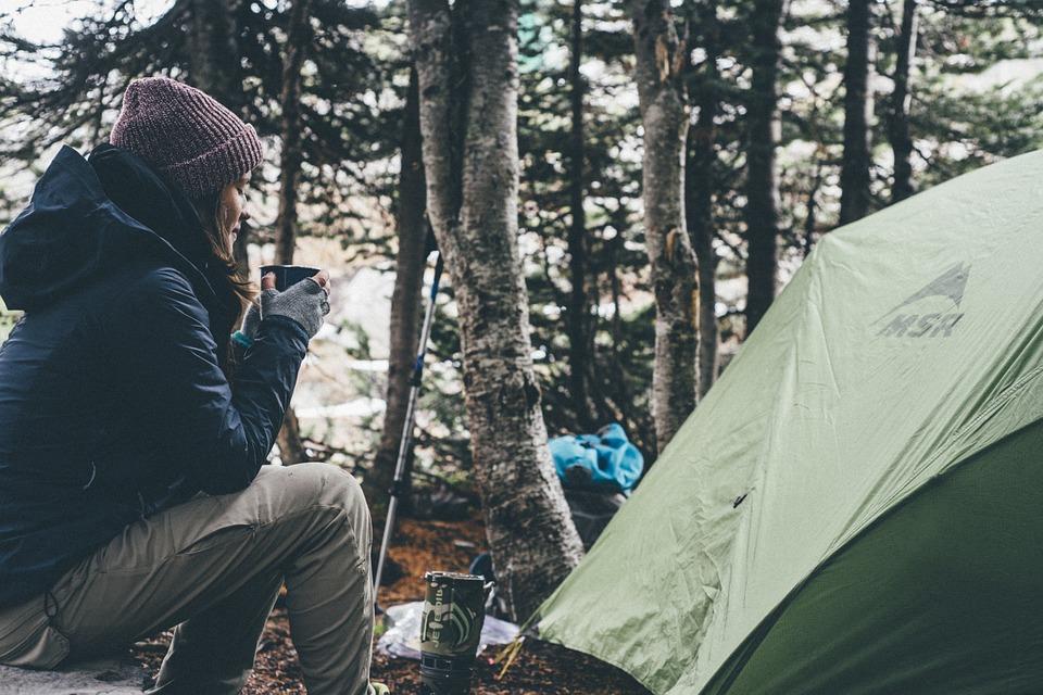 Comment chauffer une tente de camping ?