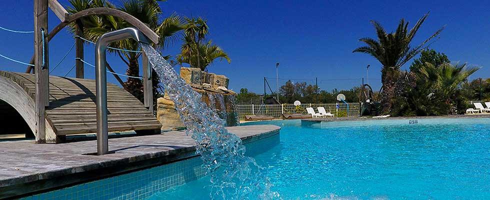 Passer des vacances de rêve dans un camping 4 étoiles au Cap d'Agde