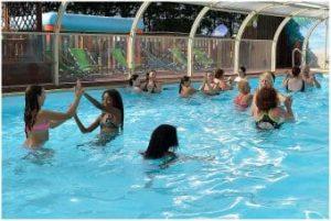 piscine camping manche