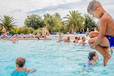 Le plaisir du camping avec piscine à Argelès-sur-Mer