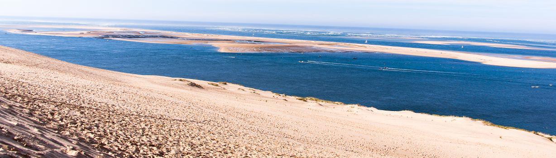Séjour en camping familial pour découvrir le Bassin d'Arcachon
