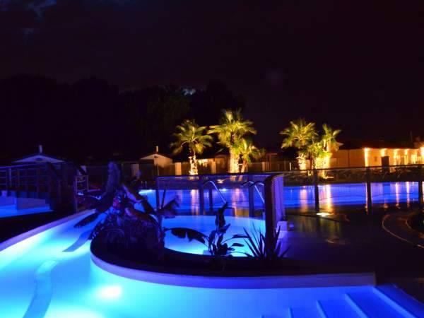 Vacances en camping avec piscine dans l'Hérault