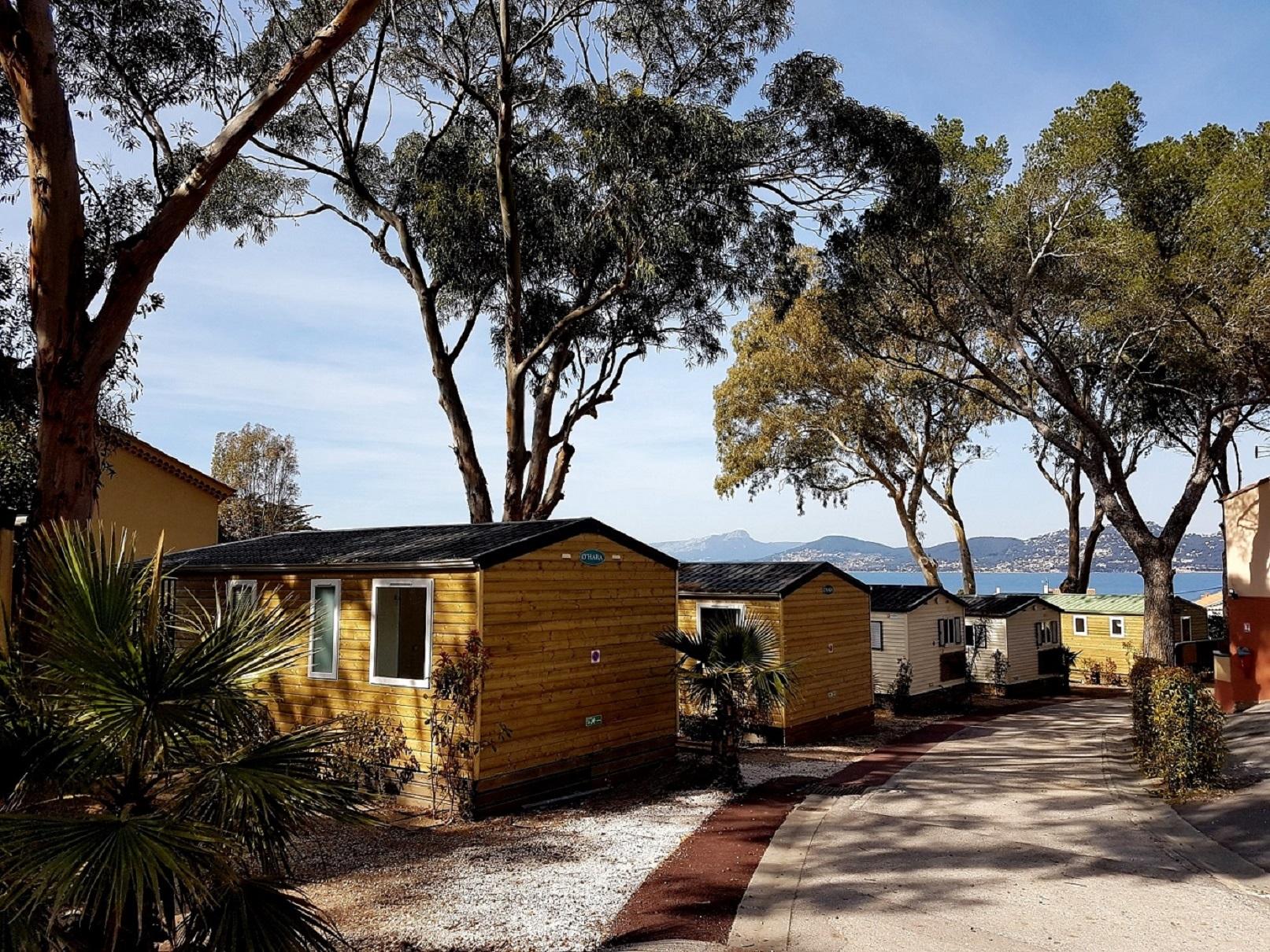 Partir en camping à Cassis