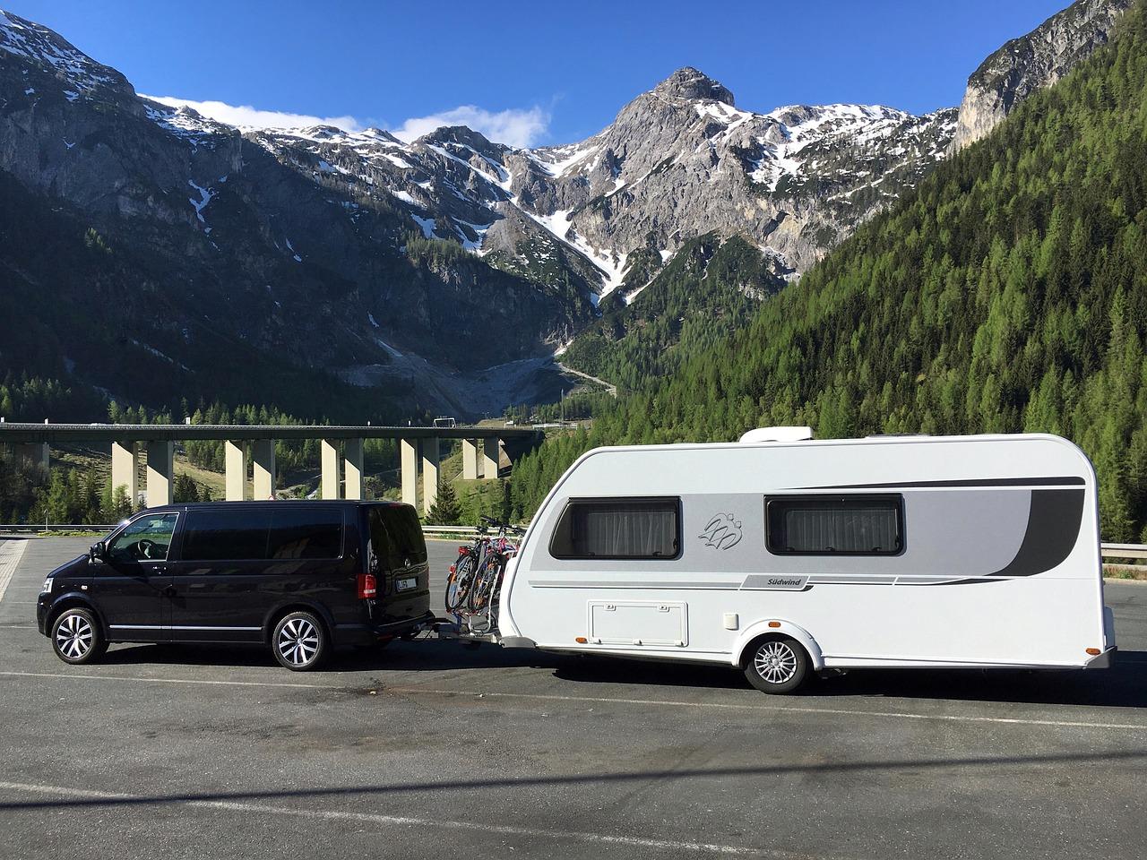 Pourquoi visiter la Normandie en camping-car