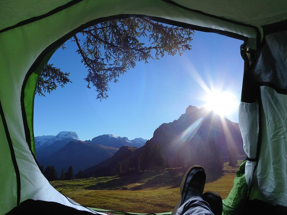 Trouver un emplacement pour tente à Isère