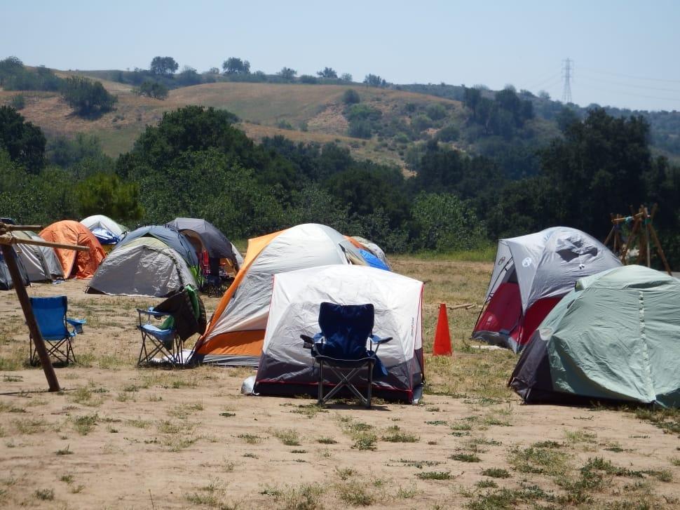 Vivez l'ambiance de vacances dans un camping en Bretagne