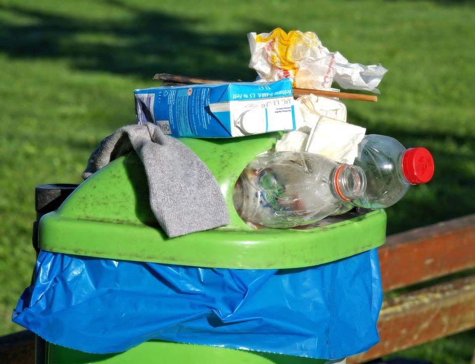 Comment gérer les déchets en camping ?