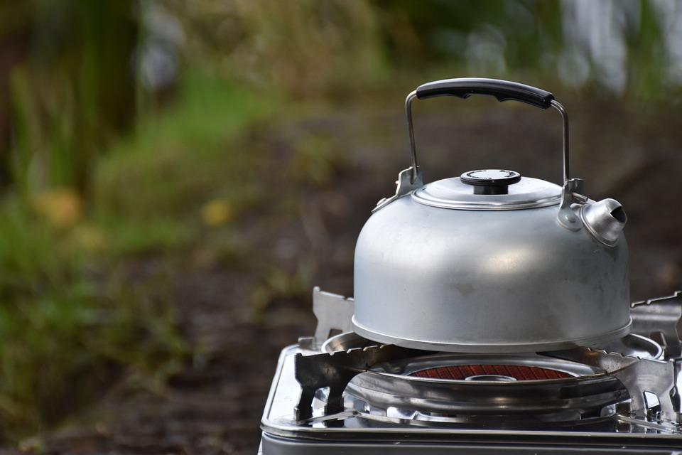 Quel réchaud utiliser en camping ?