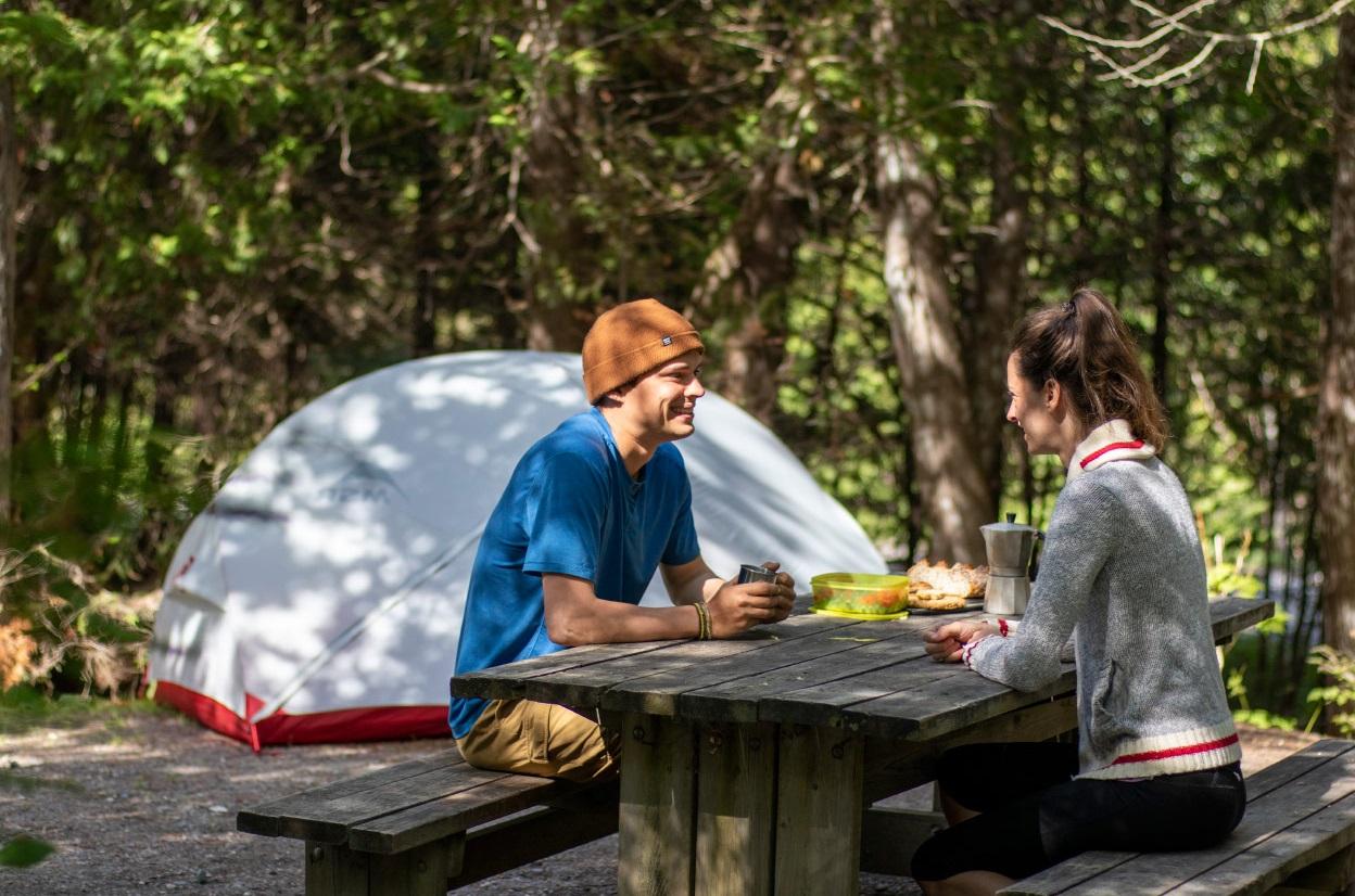 Camping : tous les avantages en 2021
